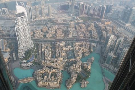 A view of Dubai.